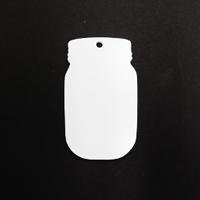 Acrylic Blank- Mason Jar