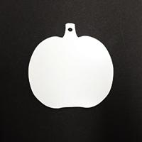 Acrylic Blank- Pumpkin
