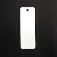 Acrylic Blank- Rectangle Bar