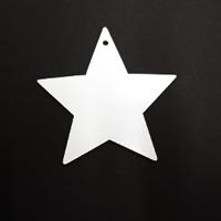 Acrylic Blank- Star
