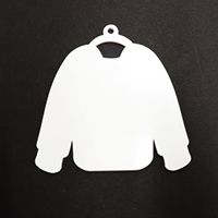 Acrylic Blank- Sweater
