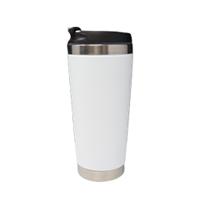 White 14oz Travel Mug