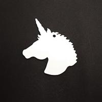 Acrylic Blank- Unicorn