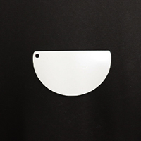 Acrylic Blank- Fruit Slice
