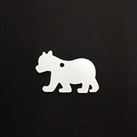 Acrylic Blank- Baby Bear