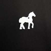 Acrylic Blank- Baby Horse