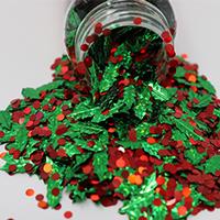 StarCraft Chunk Glitter - Holly & Berry
