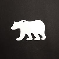 Acrylic Blank- Momma Bear