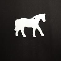 Acrylic Blank- Momma Horse