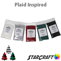 Plaid Glitter Bundle 0.5oz Bags