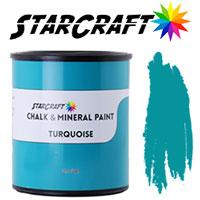 StarCraft Chalk Paint - Turquoise
