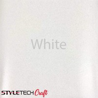 "Tape Technologies Etch Vinyl - White - 12""x12"" Sheet"