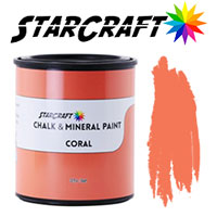 StarCraft Chalk Paint - Coral