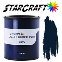 StarCraft Chalk Paint - Navy
