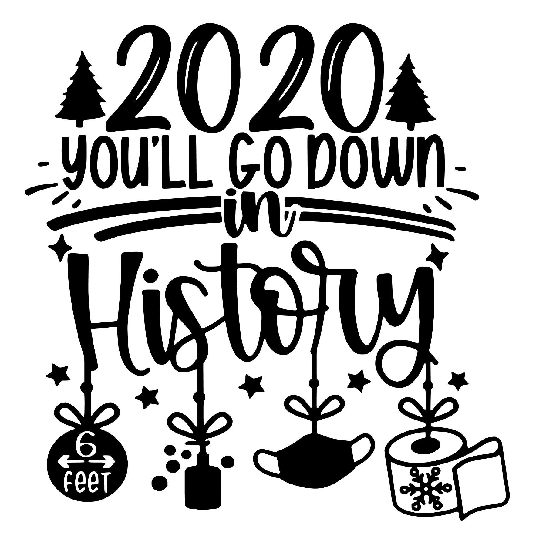 2020 History