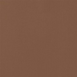 """American Crafts Weave Cardstock - Chocolate 12"""" x 12"""" Sheet"""