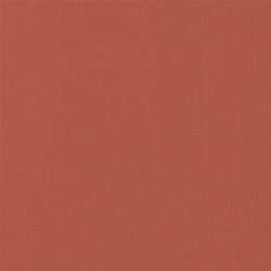 """American Crafts Weave Cardstock - Cranberry 12"""" x 12"""" Sheet"""