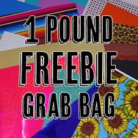 1 Pound Freebie Grab Bag!
