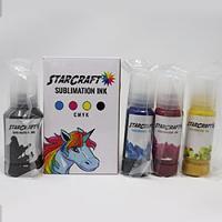 StarCraft Sublimation Ink - CMYK 4 Pack