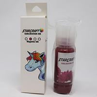 StarCraft Sublimation Ink - Magenta - 70mL Bottle