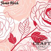 Adhesive  #253 Summer Rose