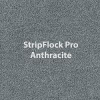 "Siser StripFlock Pro - Anthracite - 15""x12"" Sheet"