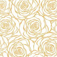 Adhesive  #048 Art Deco Roses