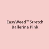 "5 Yard Roll of 15"" Siser EasyWeed Stretch - Ballerina Pink"