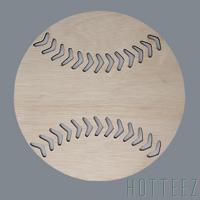 Wood Blank - Baseball