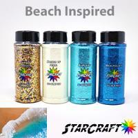 Beach Glitter Bundle 4oz Shakers