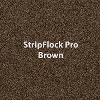 "Siser StripFlock Pro - Brown - 15""x12"" Sheet"