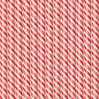 Printed HTV - #072 Candy Canes