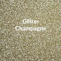 """1 Yard of 20"""" Siser GLITTER - Champagne"""