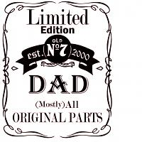 Limited Edition Dad