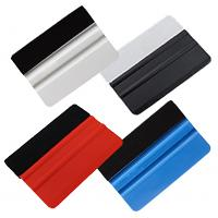 """Felt Edge Wrapped Squeegee 4"""""""