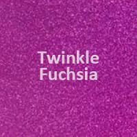 """Siser TWINKLE - Fuchsia - 20""""' x 12"""" Sheet"""