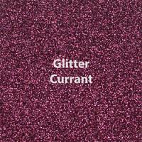 "Siser GLITTER Currant - 12""x12"" Sheet"