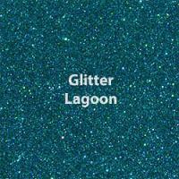 "Siser GLITTER Lagoon - 20""x12"" Sheet"