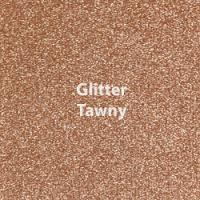 """Siser GLITTER Tawny- 12""""x12"""" Sheet"""