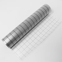 12 Inch Transfer Tape Medium Tack with Grid