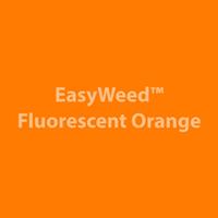 "1 Yard of 15"" Siser EasyWeed - Fluorescent Orange"
