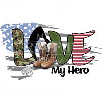 Love my Hero