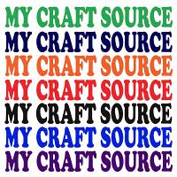 My Craft Source on Repeat