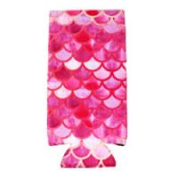 Can Cooler - Tall - Pink Mermaid