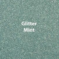 "Siser GLITTER Mint - 12""x12"" Sheet"