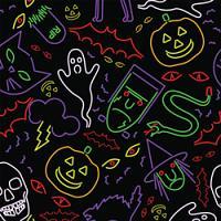 Adhesive  #274 Neon Halloween