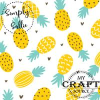 Adhesive  #230 Pineapples