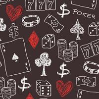 Adhesive  #215 Poker
