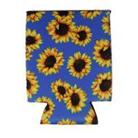 Can Cooler - Standard - Royal Sunflower