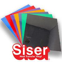 "Siser EasyWeed Matte Color Pack 12""x12"""